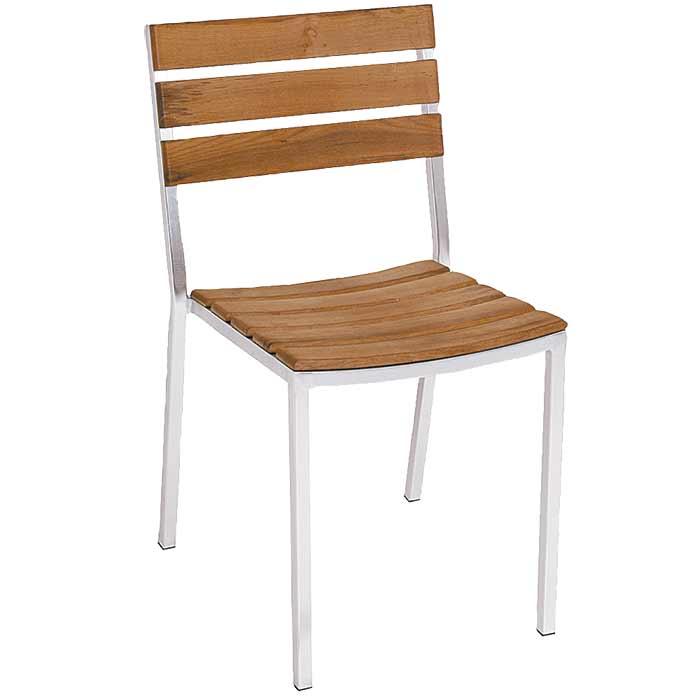 Muebles de madera para exterior promobili for Muebles exterior